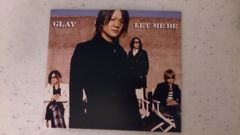 GLAY�uLET ME BE�v����/15th ANNIVERSARY