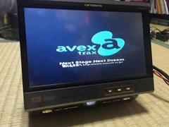 carrozzeria AVX-P9DV �C���_�b�V�����j�^�[��DVD�� �I�}�P