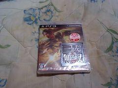 【新品PS3】真・三国無双7