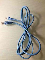 LANケーブル  2m ブルー