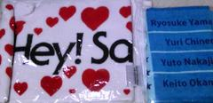 Hey! Say! jump �A枚タオル