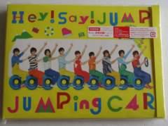 Hey! Say! JUMP JUMPing CAR �������ՂP CD+DVD �сE�ޯ�گĕt