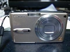 パナソニックのデジタルカメラ バッテリー付き