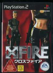 PS2 �N���X�t�@�C�A XFIRE�@����160�~ ����