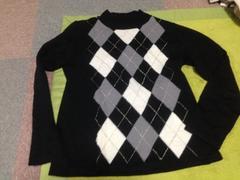ブラックセーター☆美品