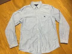 即決価格☆BLACK LABEL☆BURBERRY.ドット可愛いシャツ