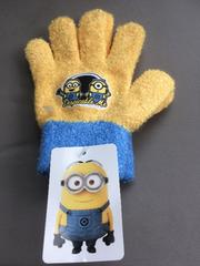 新品格安!《ミニオンズ》手袋