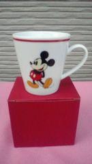【新品】ディズニー/Disneyミッキーマウスラインマグカップ(ミッキー)