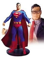 【DCダイレクト】『スーパーマン/クラークケント』13インチフィギュア 未使用 /限定