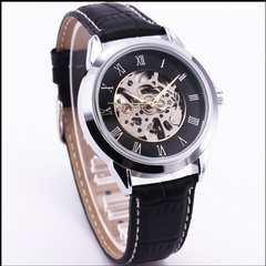 """自動巻き""""ShenHua""""洗練されたデザインの紳士用腕時計"""