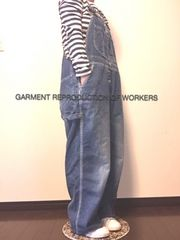 GARMENT REPRODUCTION OF WORKERS  オーバーオール