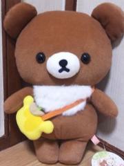 コリラックマと新しいお友達ぬいぐるみXL☆35�pチャイロイコグマ