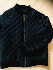 MA-1 ブラック ジャケット
