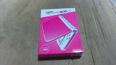 【新品3DS】Newニンテンドー3DSLL本体 ピンクホワイト