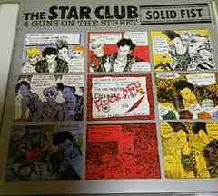 CD THE STAR CLUB SOLID FIST スタークラブ