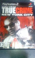 PS2/トュルークライム ニューヨークシティ