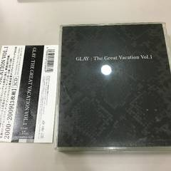 GLAY☆The Great Vacation Vol.1