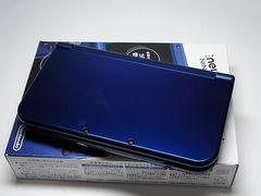 ◆新品即決◆Newニンテンドー3DS LL メタリックブルー◆