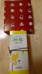 初入手/新品静岡浜松限定出世大名家康くんどら焼き大箱+レモンケーキ箱