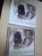 倉木麻衣/Silent love+BE WITH U DVD付