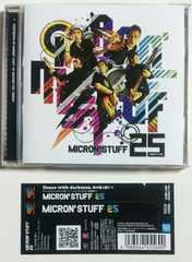 (CD)MICRON�fSTUFF/�}�C�N�����X�^�t��25���ѕt����������