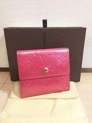 1円 ◆正規品◆ 極上美品 ルイヴィトン ヴェルニ 財布