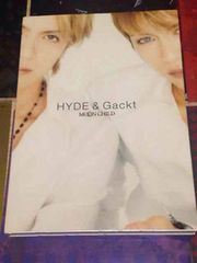 中古 HYDE & Gackt MOON CHILD 写真集