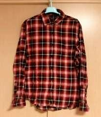 VonDutch  マドラスチェックネルシャツ XL