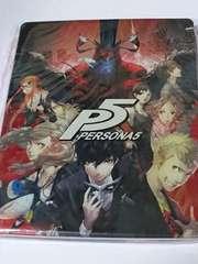 ペルソナ5 スチールブック ゲオ 特典 GEO PERSONA5