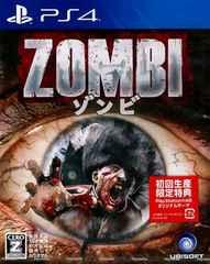 PS4#ZOMBI(ゾンビ)(特典付) 新品