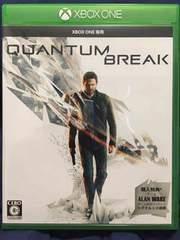 送料込み クウォンタムブレイ QUANTUMBREAK Xbox One