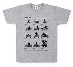 クラブニンテンドー★クラブニンテンドーTシャツ マリオカート