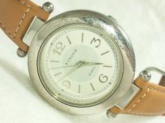5412/B-CHANGEカルティエのパシャに負けない存在感抜群なレディース腕時計