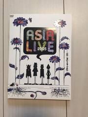 ASIA LIVE 2005☆L'Arc-en-ciel☆ライブDVD