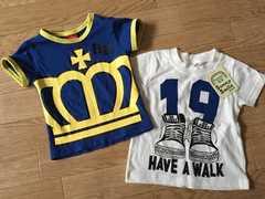 BABYDOLLと、ノーブラTシャツ2枚セット売り♪