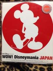 WOW!Disneymania JAPAN ディズニー CD