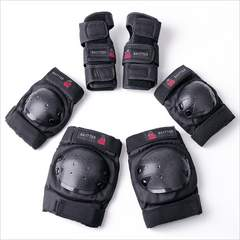 プロテクター 3点セット 膝 肘 手首 子供用