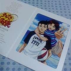 テニスの王子様スペシャルブロマイドPart.2 *Summer*【菊丸・大石*青学】
