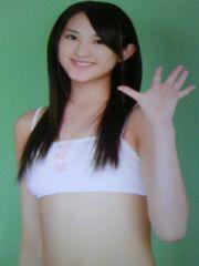 「PSP AKB1/149恋愛総選挙特典生写真 植木南央」AKB48水着アイドルフォト