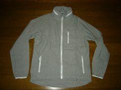 新品NSWチェック柄ジップシャツジャケットL黒白薄手NIKEナイキHF