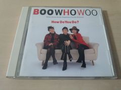 BOO WHO WOO CD「How Do You Do?」●