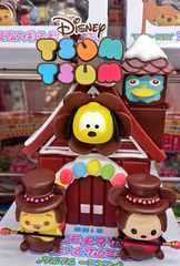 感謝祭ディズニーツムツムプレミアムフィギュア#ツムとチョコ工場