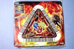 ●新品●恐竜キング 7つのかけら トリプルスラッシュカード★