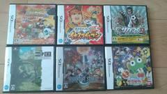 任天堂DS ソフト [ニノ国]含む6本まとめ