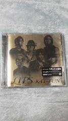 美品KAT-TUN『LIPS』初回限定盤(DVD付)貴重オマケ付き