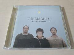 Retro G-Style CD「LIFELIGHTS」●