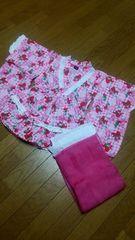dolly ribbon★浴衣ドレス★130