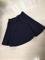 UNIQLO*フレアスカートS