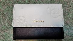 CLATHAS☆クレイサス☆定期☆パスカード☆免許証☆カード入れ☆型押し☆