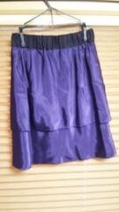 LAUTREAMONT 紫♪サラサラスカート ロートレアモン